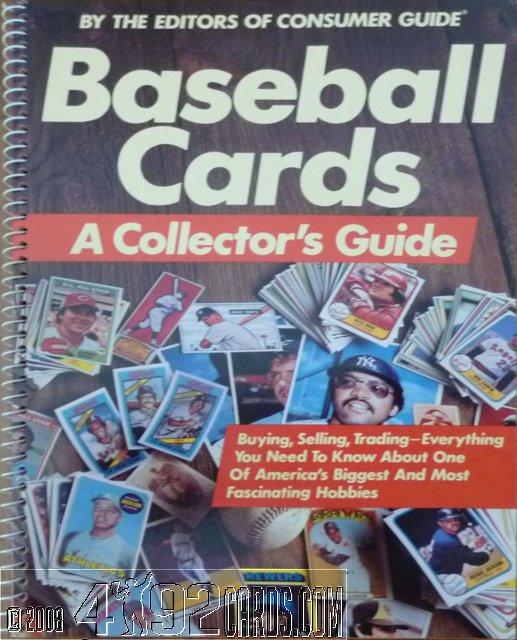 Consumer Guide Book: Pete Rose Books